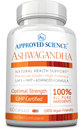 Approved Science<sup>®</sup> Ashwagandha Bottle