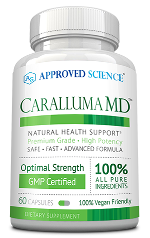 Caralluma MD™ ingredients bottle