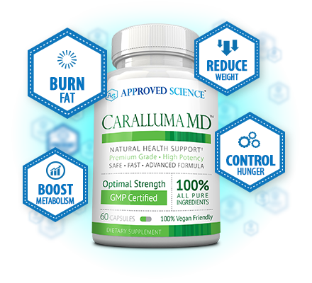 Caralluma MD™ Bottle Plus