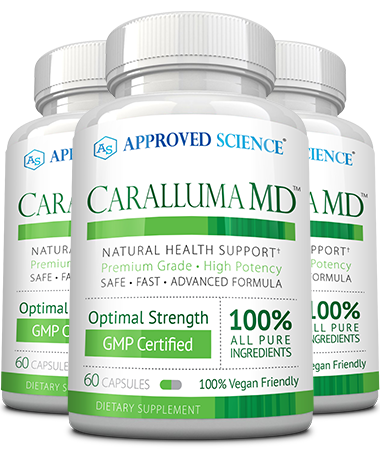 Caralluma MD™ Main Bottle