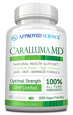 Caralluma MD™ Risk Free Bottle