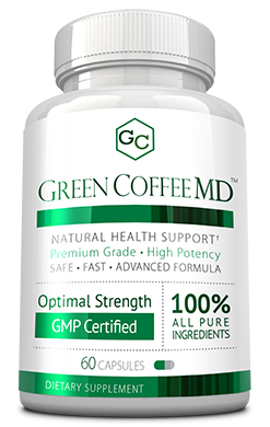 Green Coffee MD<sup>™</sup> Risk Free Bottle