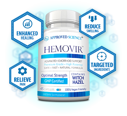 Hemovir Bottle Plus