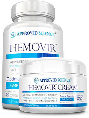 Hemovir Risk Free Bottle