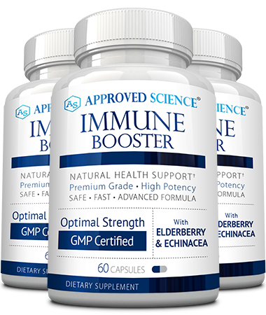 Approved Science<sup>®</sup> Immune Booster Main Bottle