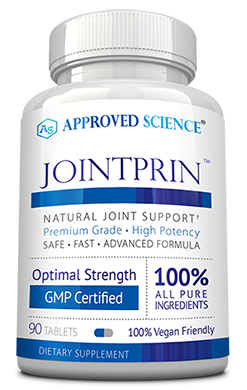 Jointprin Risk Free Bottle