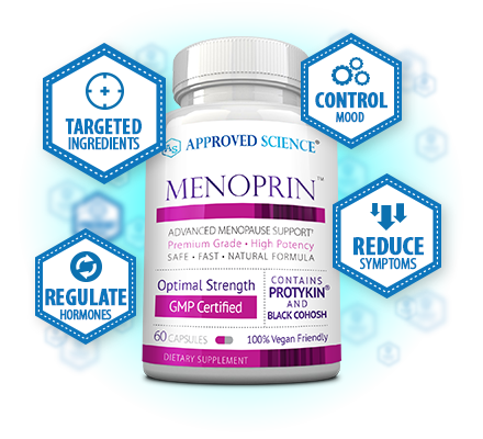 Menoprin™ Bottle Plus