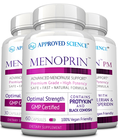 Menoprin™ Main Bottle