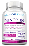 Menoprin™ Small Bottle