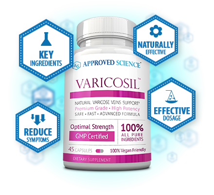 Varicosil™ Bottle Plus