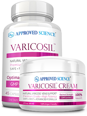 Varicosil™ Risk Free Bottle